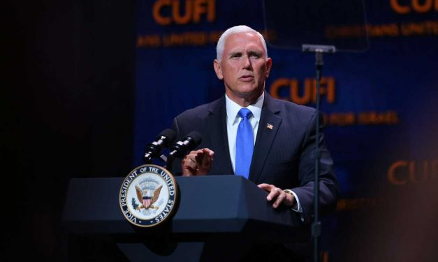 "Vice President Pence: ""The Jewish people bear witness to God's faithfulness"""