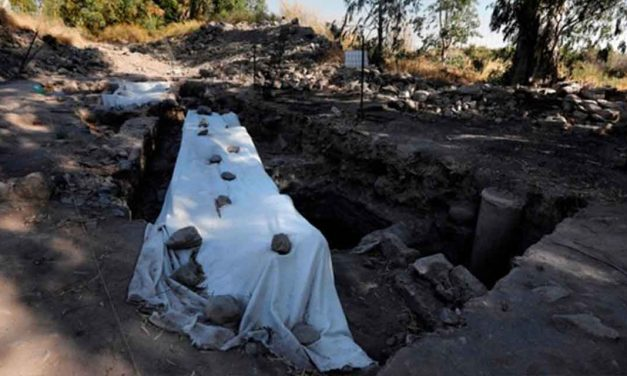 Ancient church of apostles Peter and Andrew unearthed in northern Israel