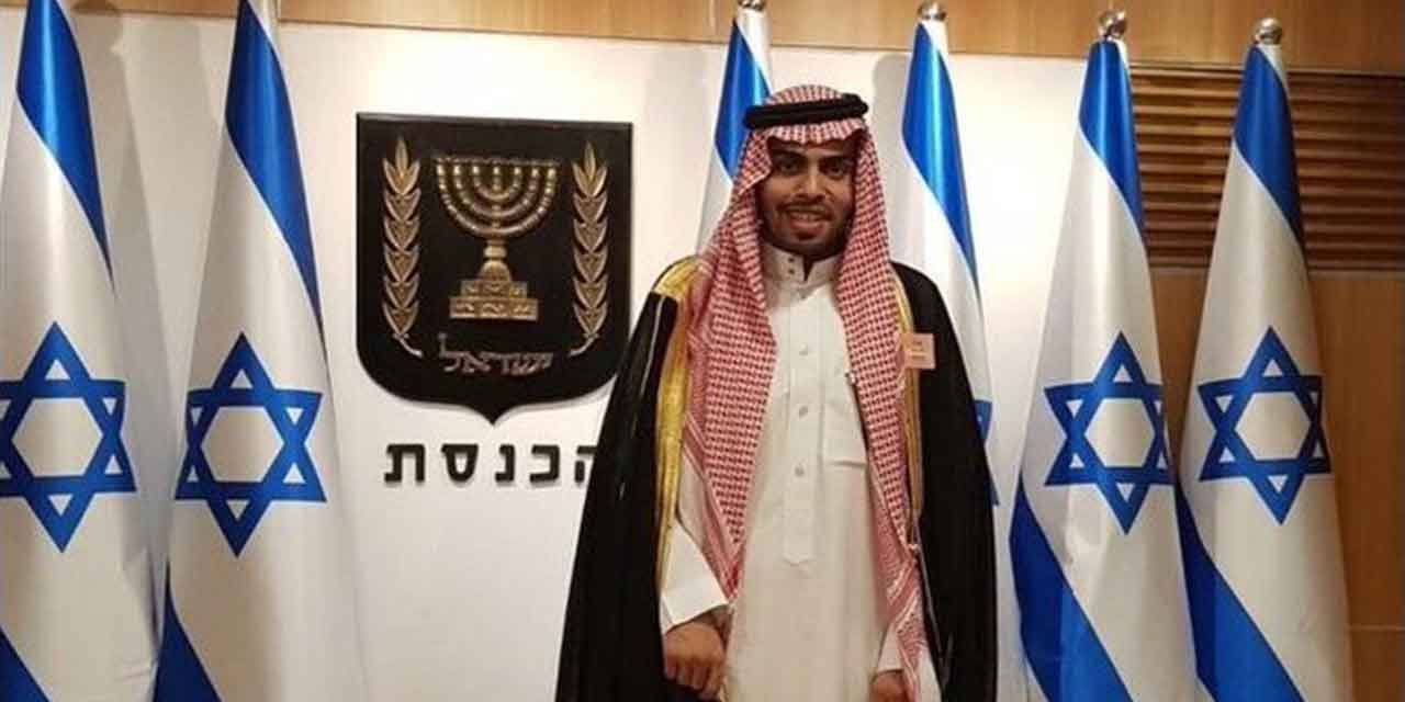 Three Palestinians arrested after Saudi peace activist is spat on, hit with chairs at Temple Mount