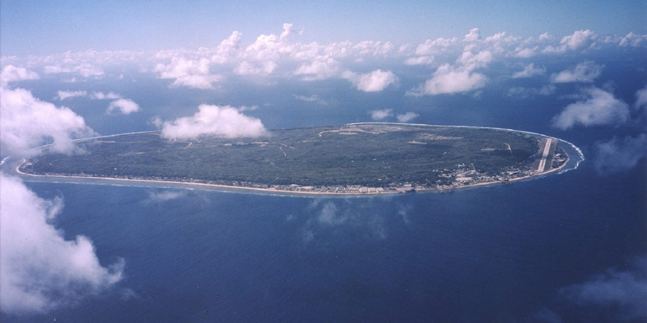 Nauru recognises Jerusalem as Israel's capital