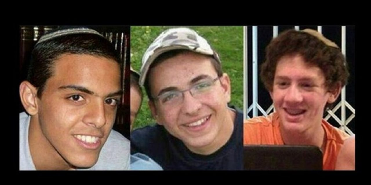 Palestinian Authority DOUBLES payment to terrorist who killed three Israeli teens