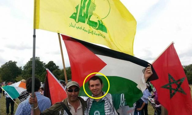 """Elected Labour branch secretary suspended over """"I love Hezbollah"""" poem"""