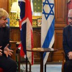 Johnson and Netanyahu discuss 'annexation' in phone call