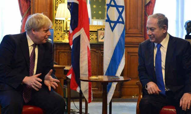 "Netanyahu congratulates Johnson on Brexit as pair discuss Israel-UK ""free trade zone"""