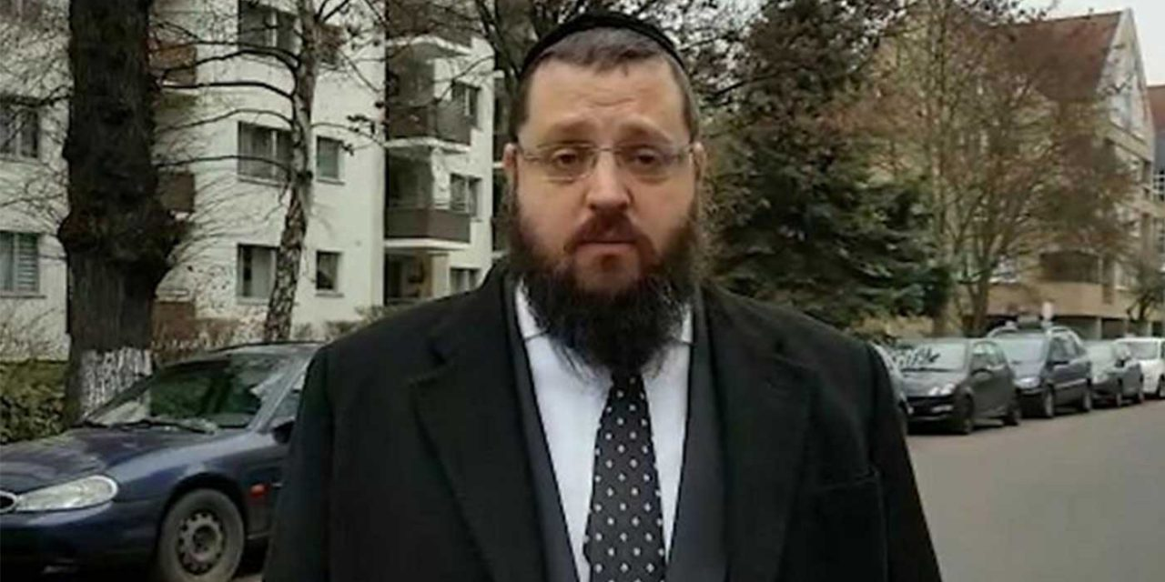 "Berlin Rabbi harassed and spat upon by ""Arabic-speaking"" attackers"