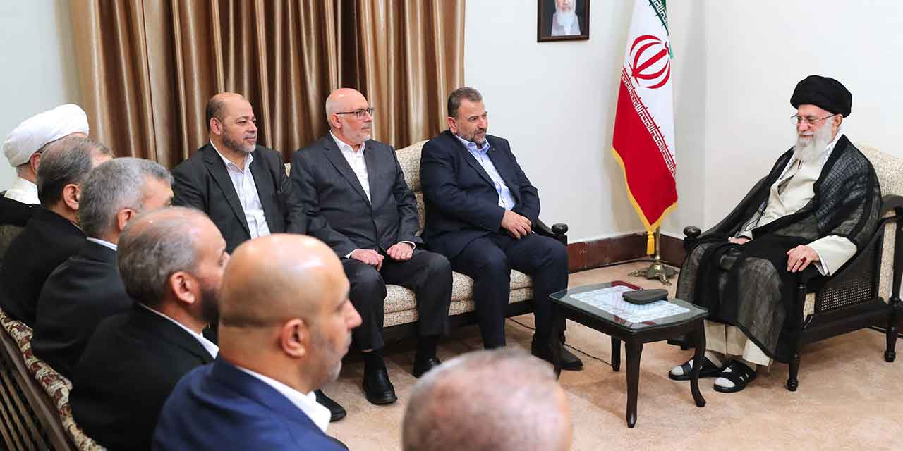 Iran increases Hamas funding to $30 million per month, wants intel on Israel