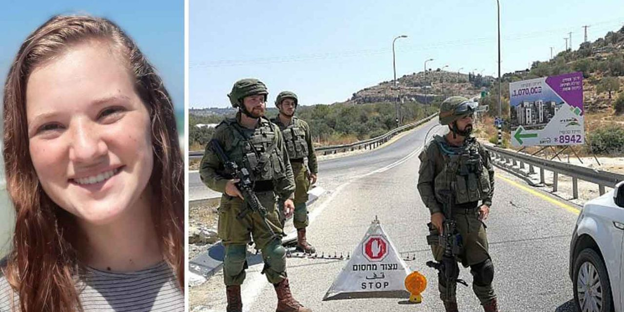 """Israeli girl killed in Palestinian grenade attack; father and brother """"seriously injured"""""""