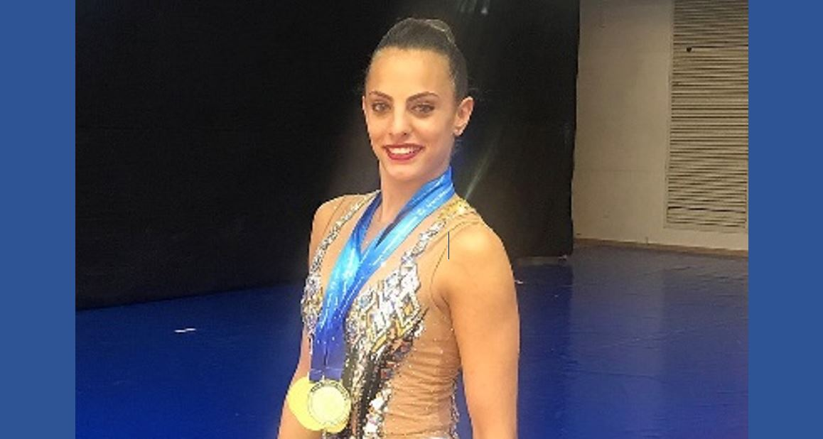 Israeli gymnast wins FOUR medals at championships in Minsk