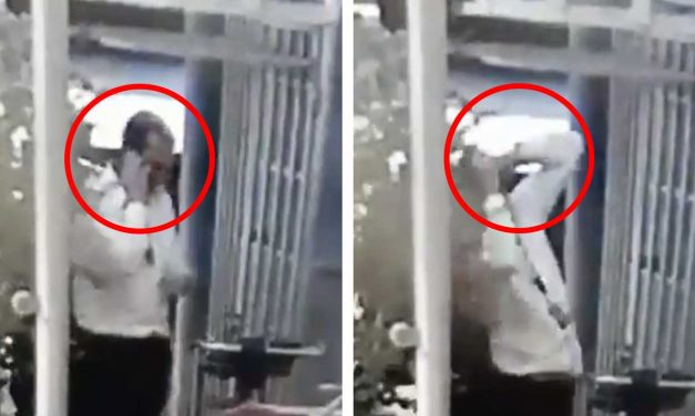 Palestinian tries to strangle Israeli with cable at border crossing