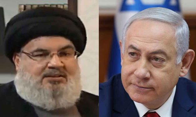 """Netanyahu on Nasrallah's threats: """"He knows very well why he broadcasts from the depths of his bunker"""""""