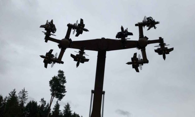 "Germany: ""Swastika"" ride gets shut down and will be redesigned"