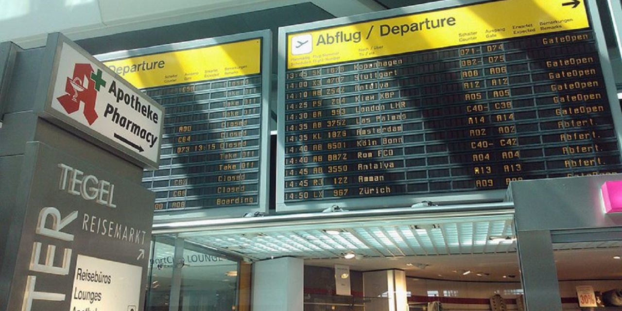 BERLIN: Flight passenger subjected to anti-Semitic abuse at check-in desk