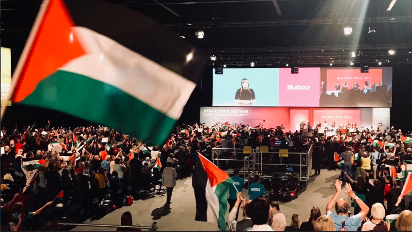 Labour Friends of Israel group will NOT exhibit at party conference over safety fears