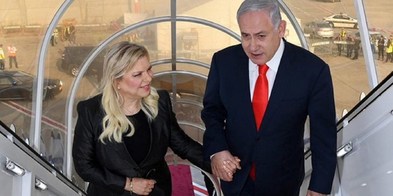 BREAKING: Netanyahu to arrive in London TODAY for unexpected visit