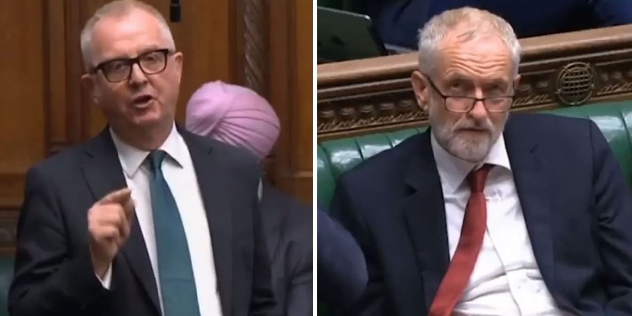 """Ex-Labour MP Ian Austin urges people to vote for Boris Johnson because """"Jeremy Corbyn is completely unfit to lead"""""""