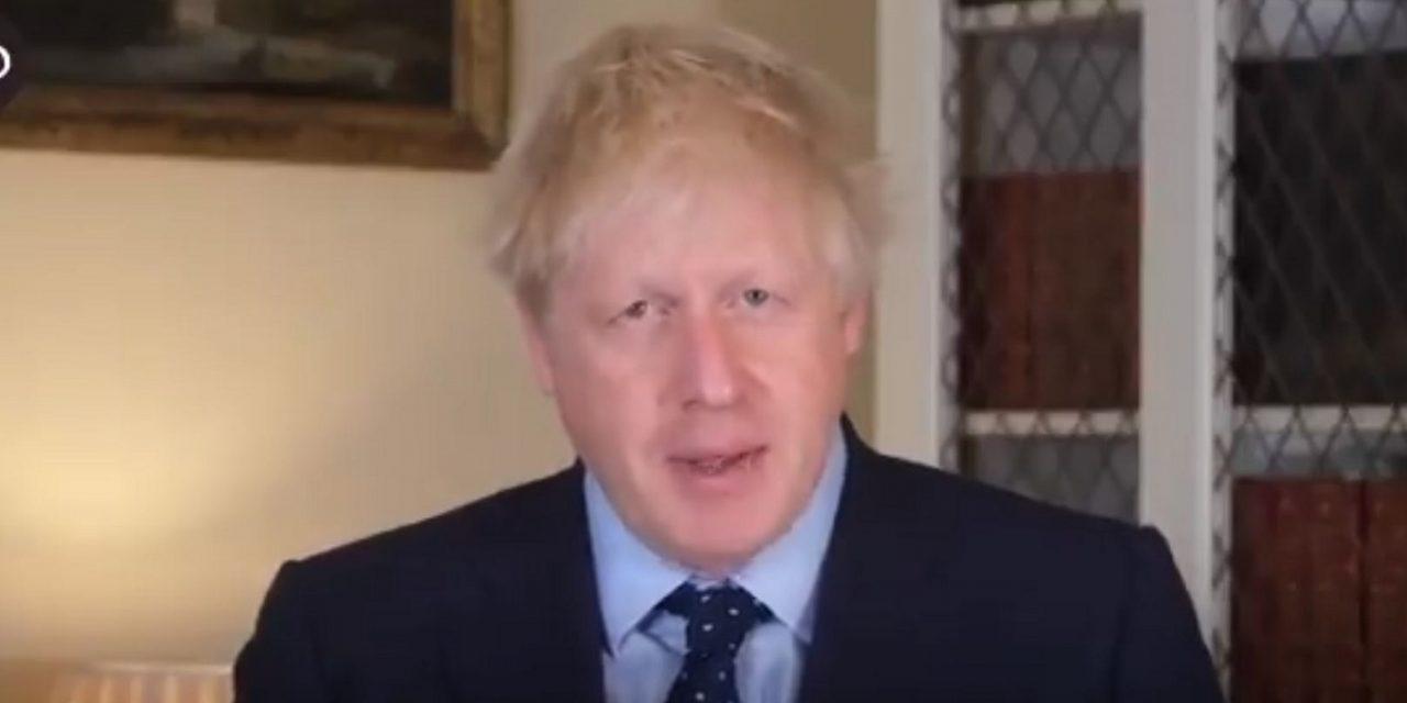 Boris vows to defend Jews from anti-Semitism in Rosh Hashanah address