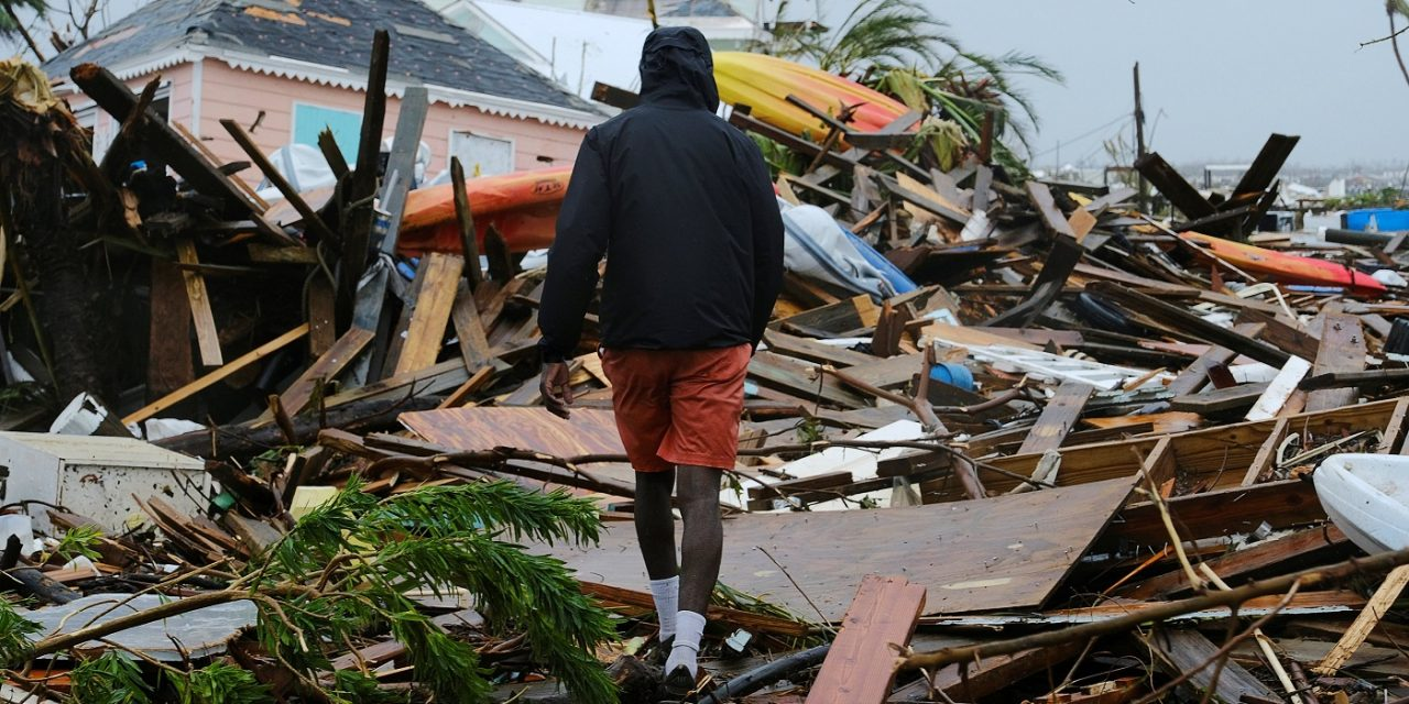 Israeli disaster relief team arrives in Bahamas after devastating hurricane