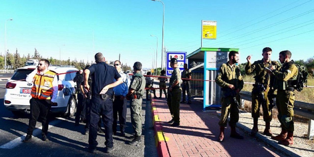 Israeli woman stabbed in neck by 14-year-old Palestinian terrorist