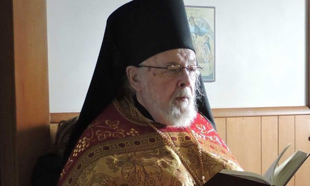 Canadian Orthodox priest fired for praying for Israel and teaching Jewish roots of Christianity