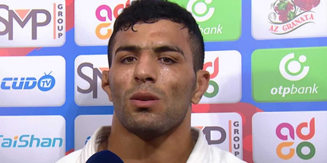 Iranian judoka flees to Germany, refuses to compete for Iran so he can face Israelis