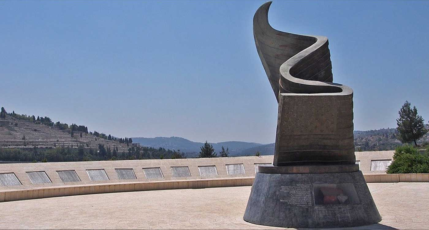 Jerusalem's 9/11 memorial is the only one outside New York to list every victim by name