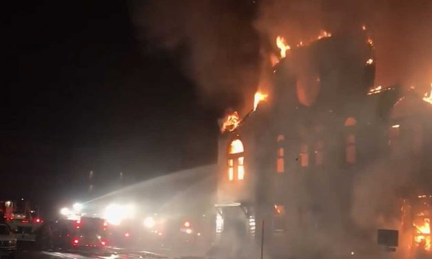 US: 119-year-old synagogue destroyed by fire deemed arson, not hate crime