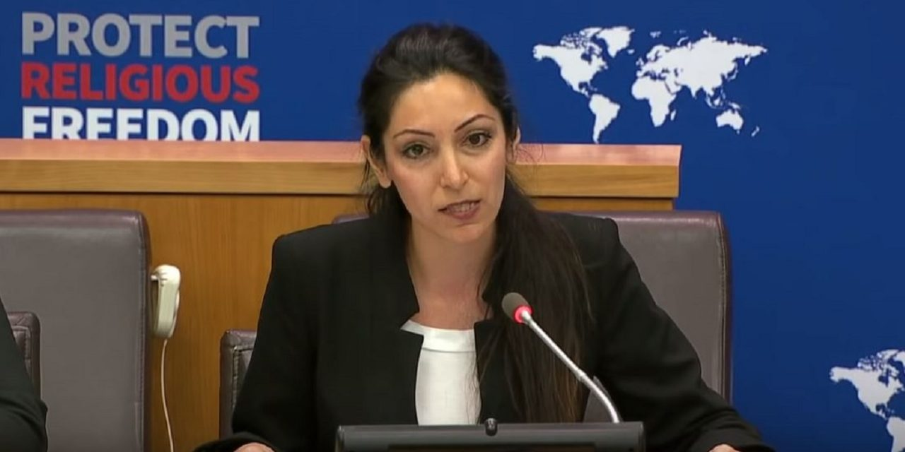 Iranian Christian woman tells UN more than 200 Christians – including her family – have been imprisoned in Iran since 2018