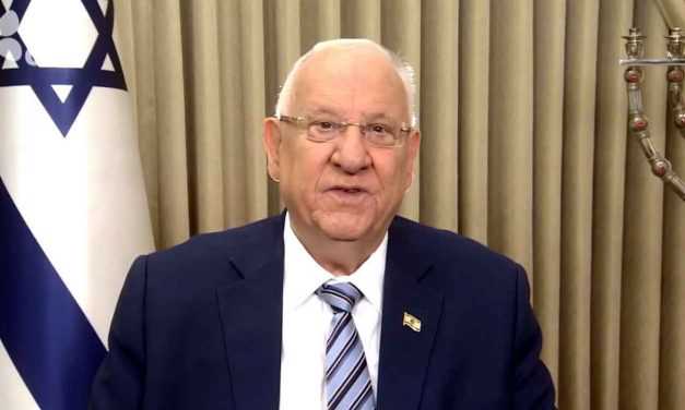 President Rivlin gives Rosh Hashanah greeting to Israel's friends around the world