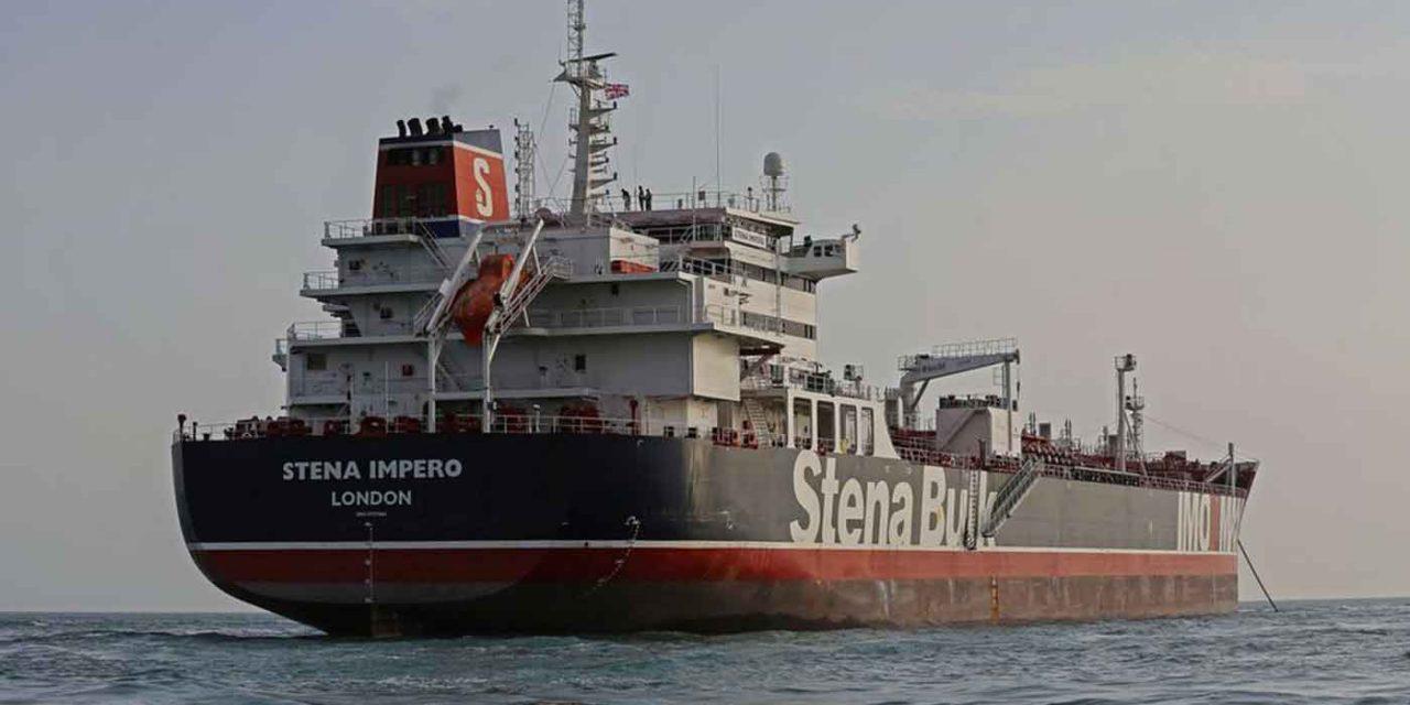Iran releases British tanker after 10-week illegal detention