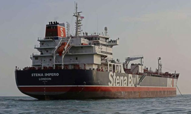 Iran releases British tanker after 10-week illegal detention