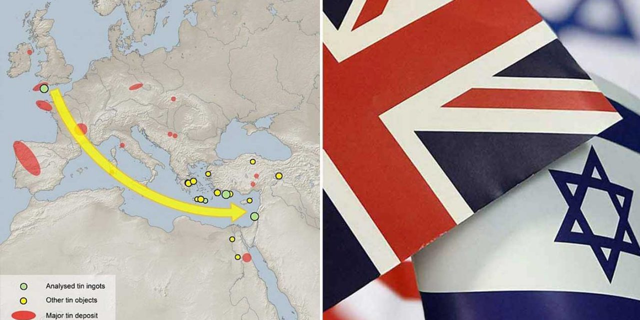 UK-Israel trade is over 3,000 years old: New study finds ... on map of world, map of eastern caribbean, map of lebanon, map of persian gulf, map of middle east, map of dead sea, map of jerusalem, map of red sea, map of golan heights, map of mediterranean sea, map of mauritius, map of vatican city, map of west bank, map of palestine, map of sea of galilee, map of syria, map of qatar, map of saudi arabia, map of iran, map of holy land,