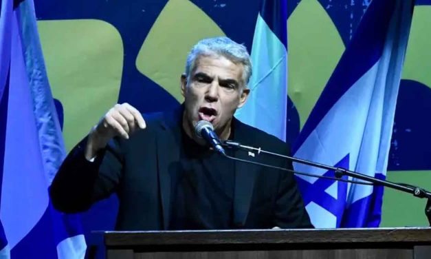 "Israel's Yair Lapid says ""Corbyn is an old-fashioned anti-Semite"""
