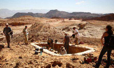 Israeli scientists find Biblical kingdom of Edom