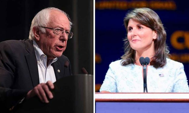 "Nikki Haley slams ""unreal"" Bernie Sanders over wanting to divert Israel funding to Hamas"