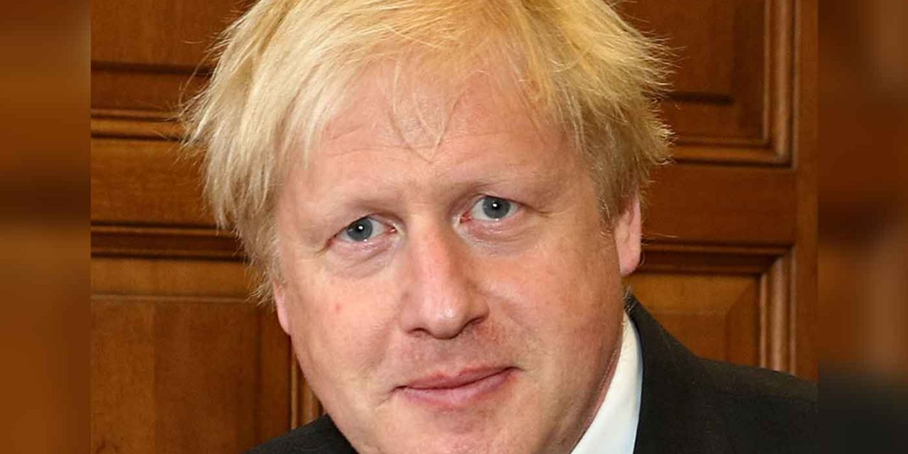 "Boris Johnson restates UK's ""opposition"" to Israel's plans of annexation"