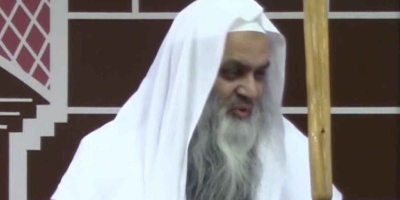"""Canadian imam labels election candidates """"filthy and evil"""" for supporting Zionism"""