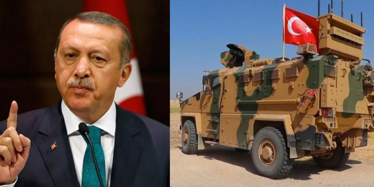 UK suspends arms exports to Turkey over attacks on Kurds