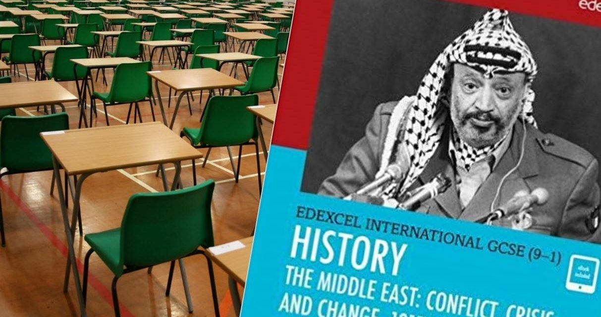 "GCSE textbook full of ""anti-Israel propaganda"" is widespread in British classrooms"