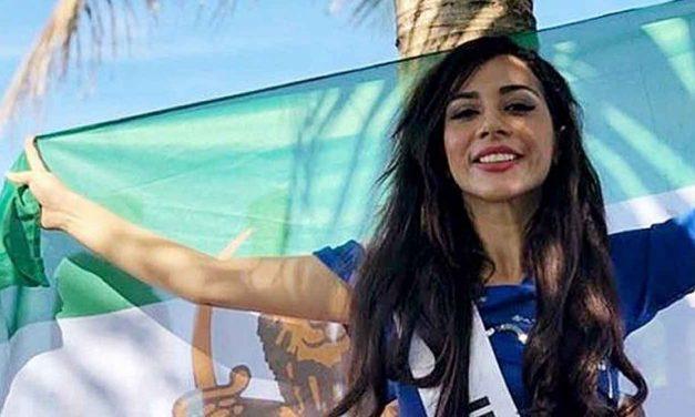 "Iran beauty queen seeks asylum in Philippines, calls Iranian regime a ""terrorist"""