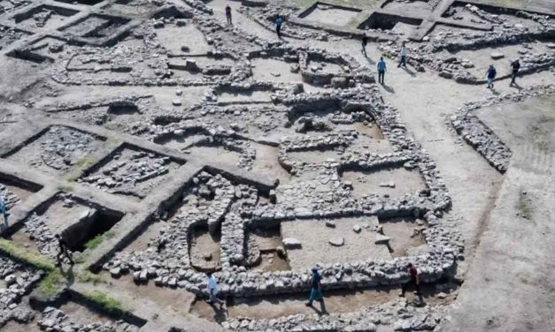 5,000-year-old New York style metropolis uncovered in northern Israel