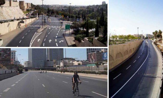 Israel shuts down for Yom Kippur