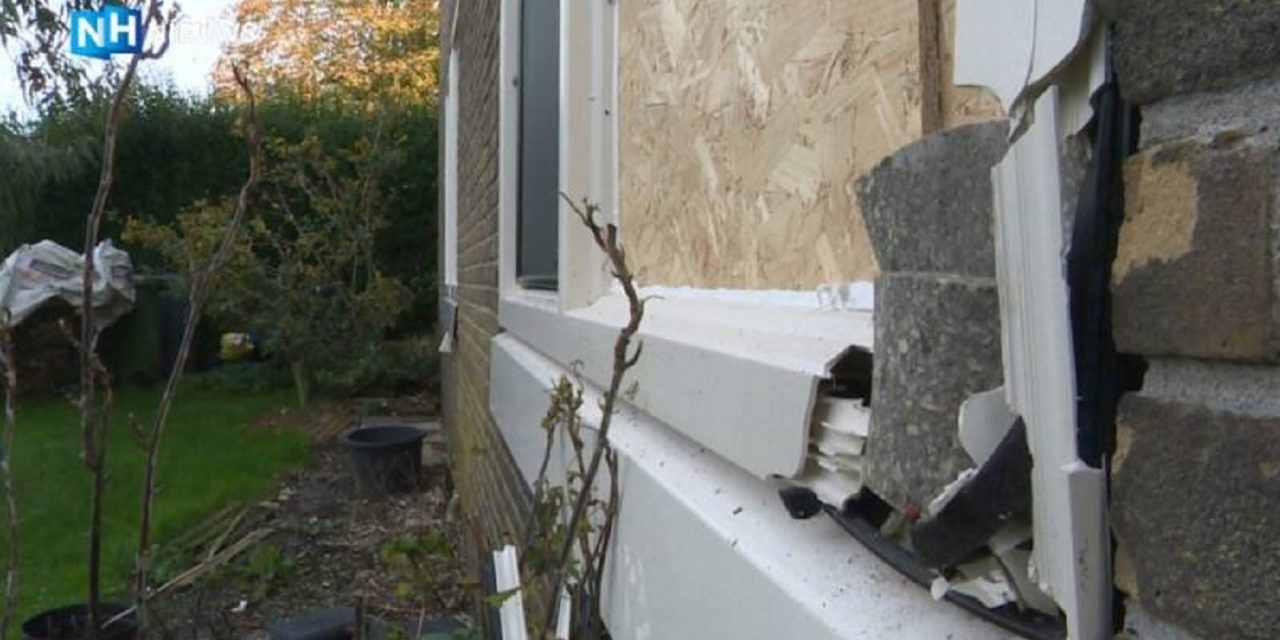 Firework thrown through Jewish family's window in latest anti-Semitic attack against them