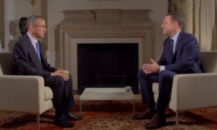 CUFI interviews Israeli Ambassador, Mark Regev, about current situation in the UK