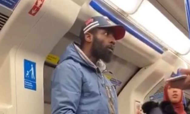 Man arrested for anti-Semitic abuse towards Jewish family on London Tube
