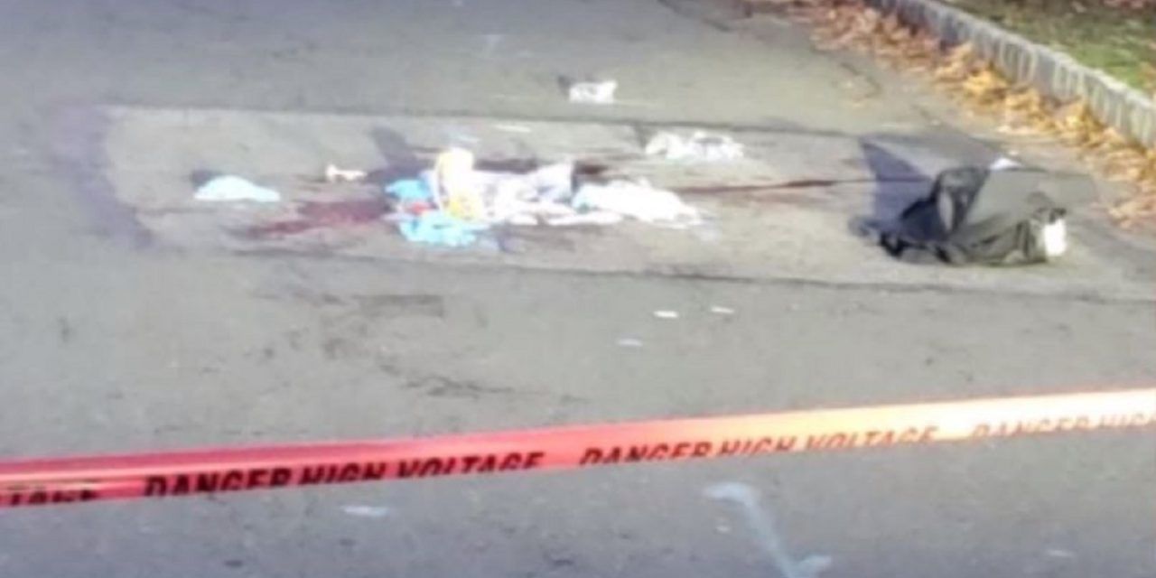 Jewish man stabbed multiple times outside synagogue
