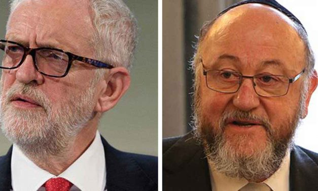UK chief rabbi: Despite election, anti-Semitism and bigotry remain challenges
