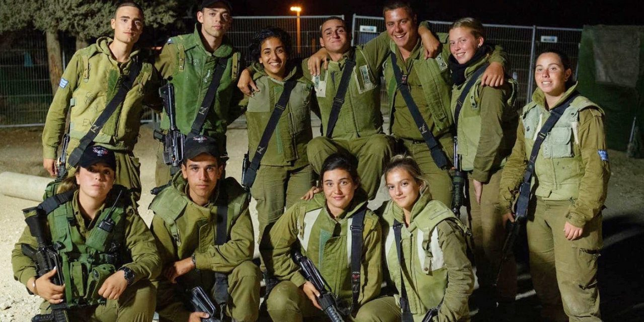 Meet the Israeli soldiers intercepting rockets using Israel's Iron Dome