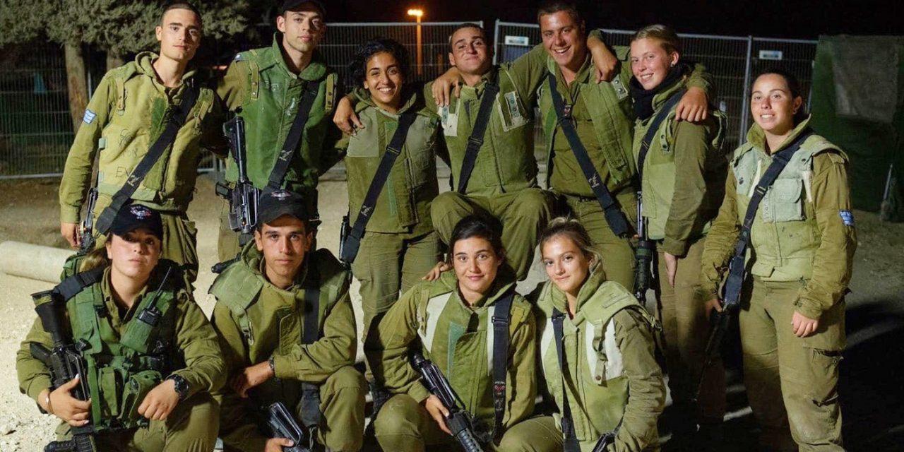 Meet the Israeli soldiers intercepting rockets using Israel's Iron Dome