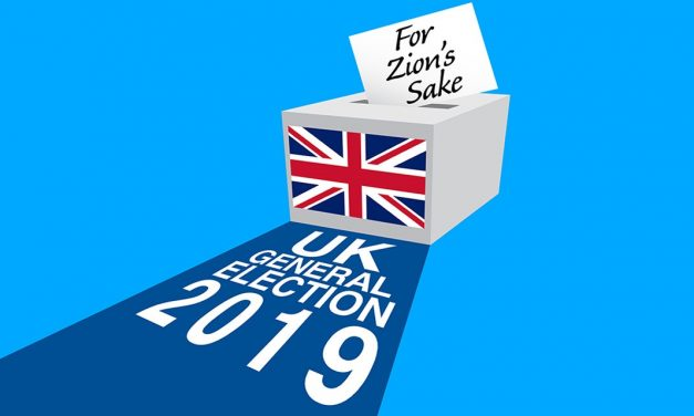 """For Zion's sake"" – CUFI launches campaign for UK General Election"