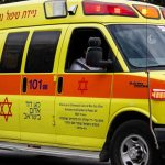 8-year-old girl in serious condition after collapsing during rocket attack